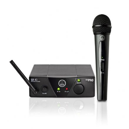 AKG WMS40 Mini Wireless Vocal Microphone Set